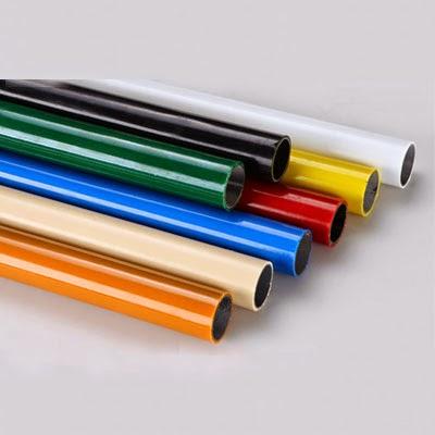 Ứng dụng ống thép bọc nhựa trong sản xuất