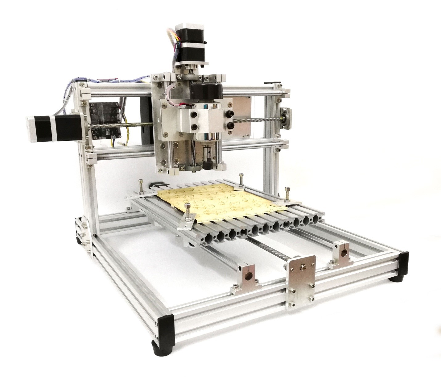 Nhôm định hình làm máy CNC