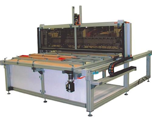 khung máy CNCN nhôm định hình
