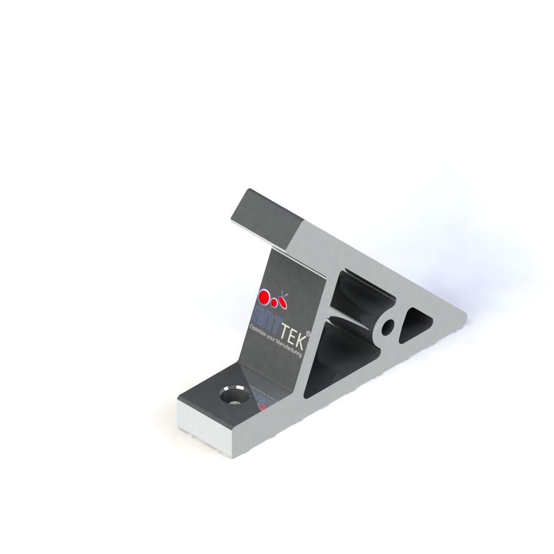 Ke chịu lực góc 45 cho nhôm 20x20ATV-KCL45-2020